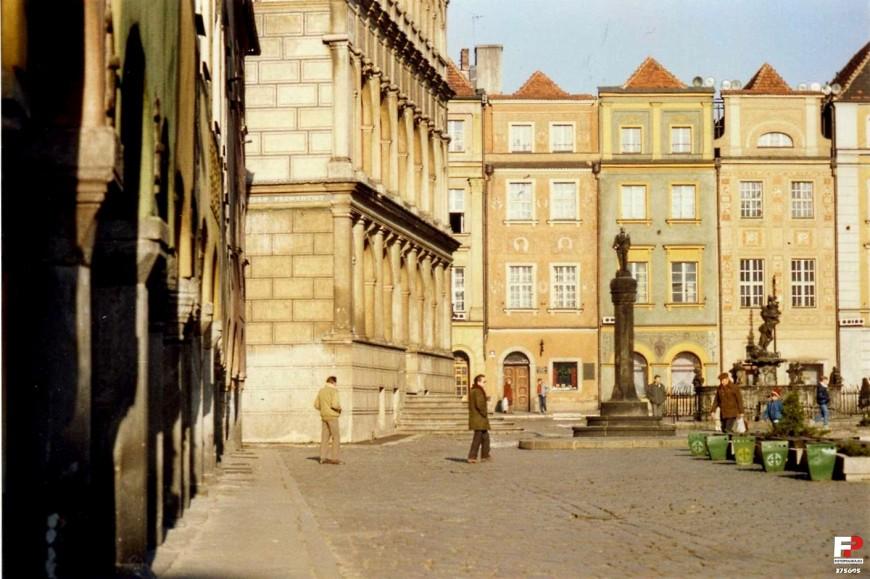 Poznański pręgierz w PRLU - City Event Poznań