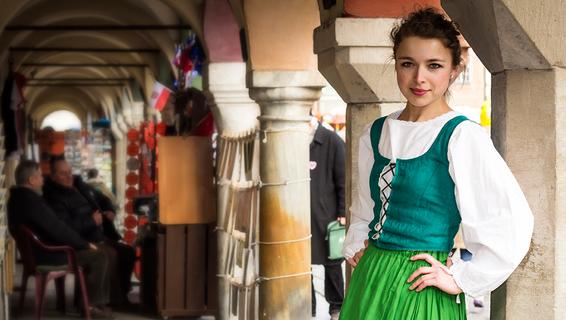 Martyna Kaczmarek - przewodnik City Event Poznań