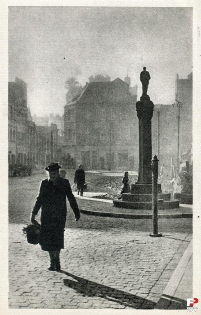 Pręgierz poznań przed wojną - City Event Poznań