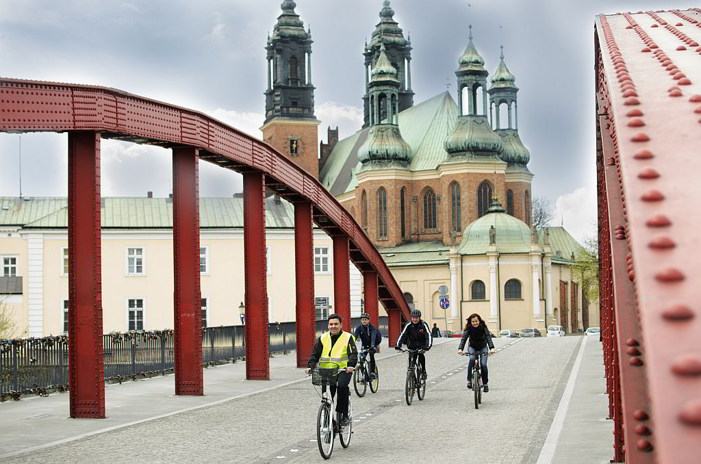 City Event Poznań - Poznań na dwóch kółkach