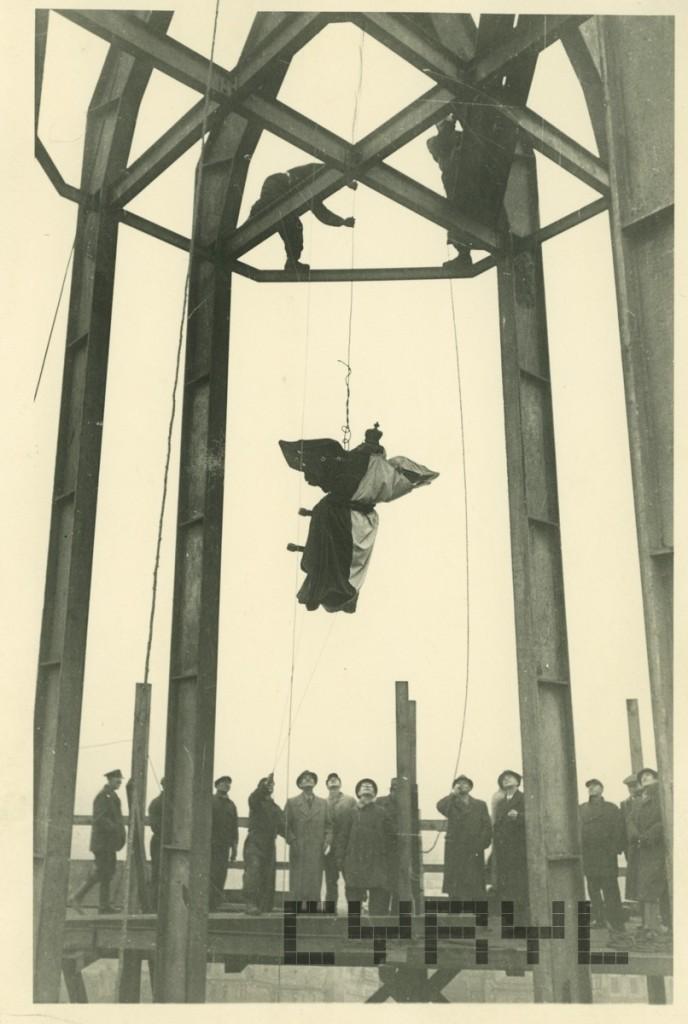 Uroczystość 27.12.1945.