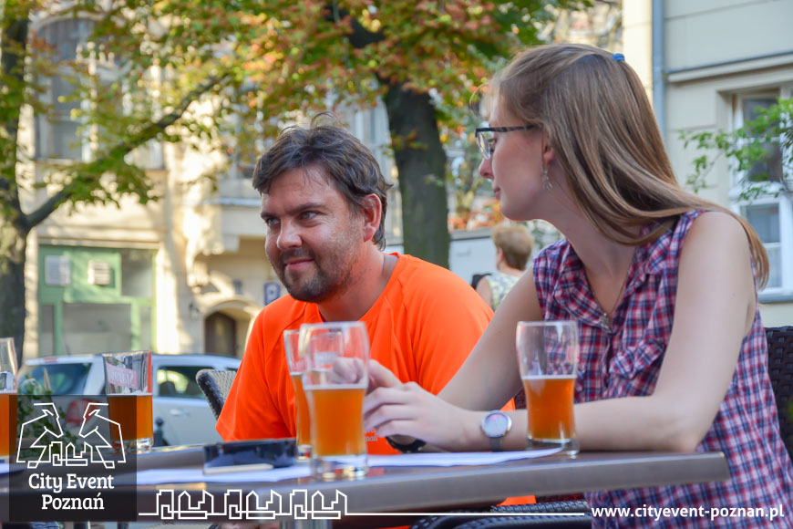 Poznań Beer Tour - open beer tour 2018
