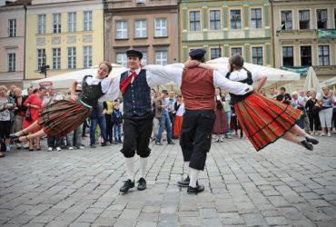 Światowy Przegląd Folklorystyczny Integracje