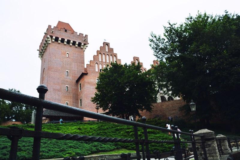 Zamek Przemysła Poznań