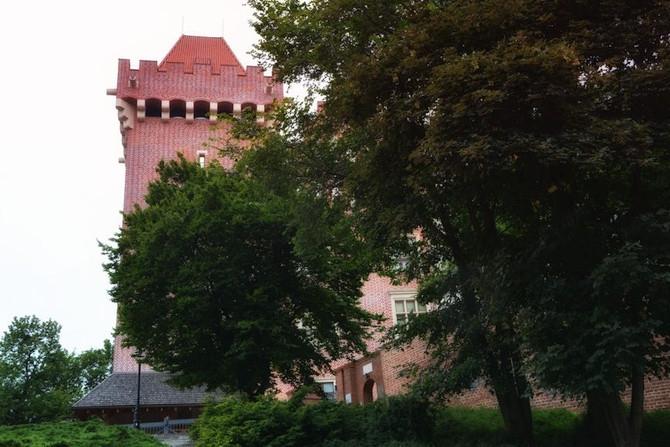 Zamek Przemysła Wieża