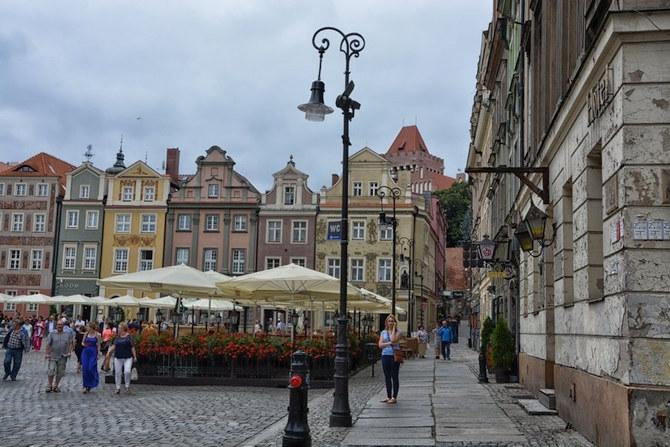 Zamek Przemysła z Rynku