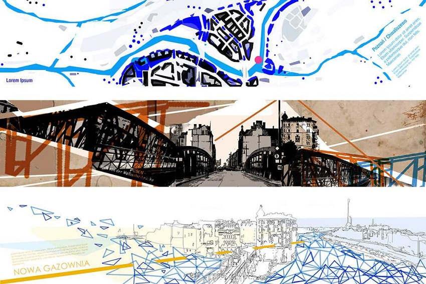 Trzy propozycje murali