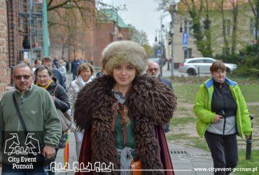 Time Travels walking tour Poznań