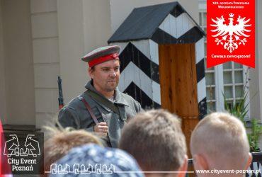 Szlakiem Powstania Wielkopolskiego wycieczka szkolna
