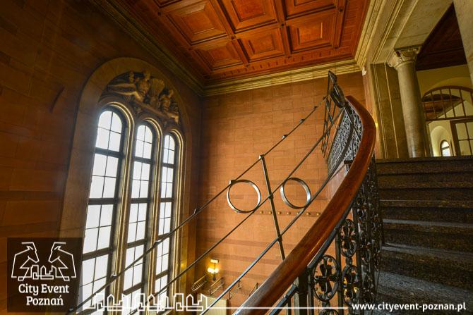 Zamek Cesarski schody Greisera