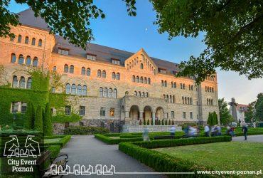 Zamek Cesarski w Poznaniu, balkon cesarzowej