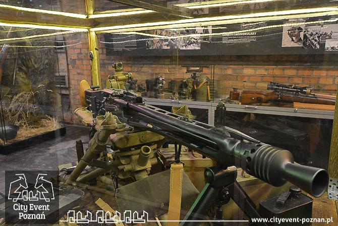 Muzeum Uzbrojenia Poznań MG 42