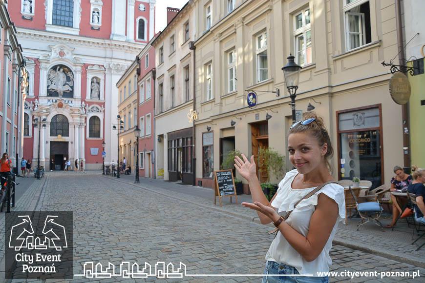 Ulica Świętosławska Poznań